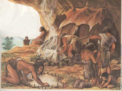 Тема 1. ПОЯВА ЛЮДСЬКОГО ЖИТТЯ НА ТЕРИТОРІЇ УКРАЇНИ  ПОЯВА ЛЮДСЬКОГО ... 8966816780656