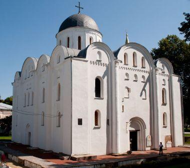Борисоглібський собор (1123 р., Чернігів)