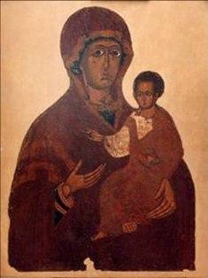 Дорогобузька ікона Богородиці, остання третина ХІІІ ст.