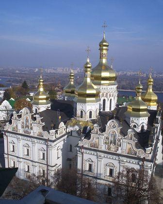Києво-Печерський монастир (1051 р., Київ)