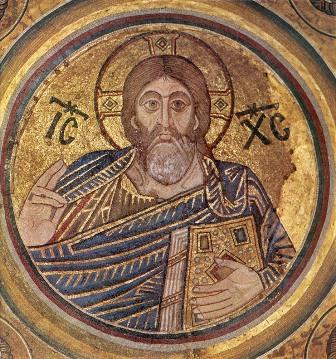 Мозаїка Христа Вседержителя (Софійський собор)