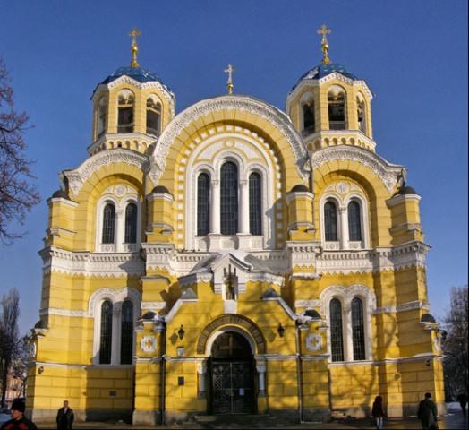 Володимирський собор у Києві (1862–1896 р.)