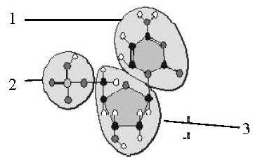 Схема будова нуклеотиду