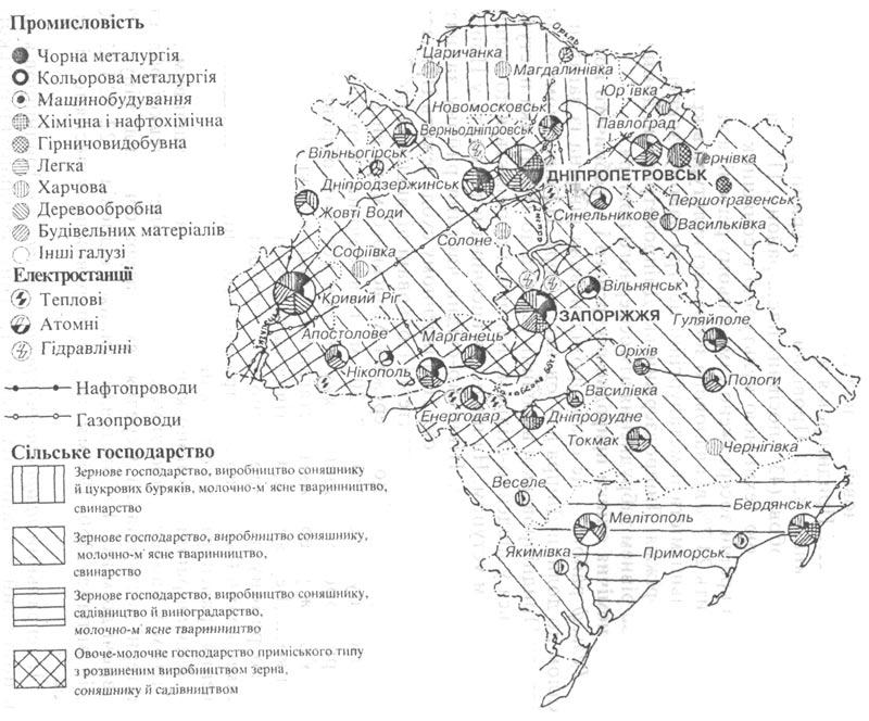 Придніпровський економічний район