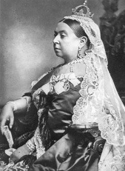 Королева Вікторія.