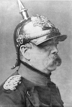 Отто фон Бісмарк.